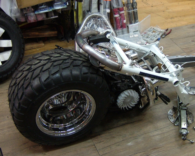 honda ruckus fat tire submited images